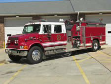 Advance NC E 2403 Smith Grove FD 96 IH 97 Fire Master